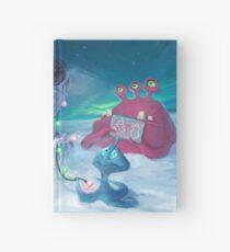 Alien Christmas traditions Notizbuch