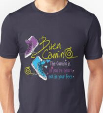 The camino is in you're heart T-Shirt