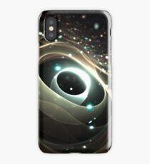 Cradle of a universe iPhone Case/Skin
