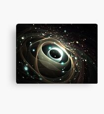 Cradle of a universe Canvas Print