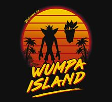 Welcome to Wumpa Island Unisex T-Shirt