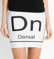 The Element of Denial Mini Skirt