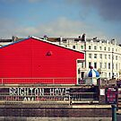 Brighton & Hove by Ms-Bexy