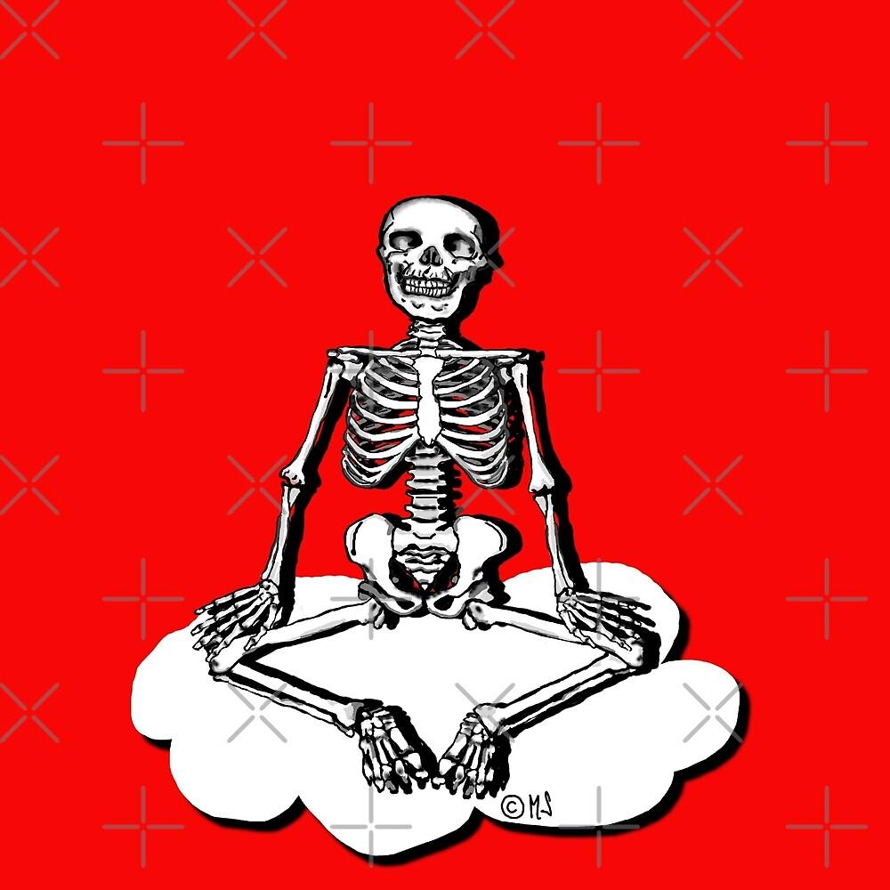 Skelett meditiert by freaks13