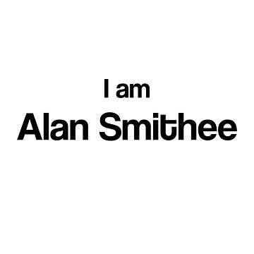 I am Alan Smithee by MediocrePastime