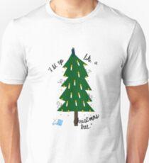 It's a simile  Unisex T-Shirt