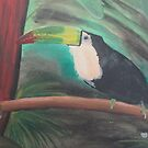 Toucan by Ann Biddlecombe