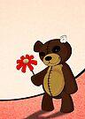 Sweet Teddy by Nicklas Gustafsson