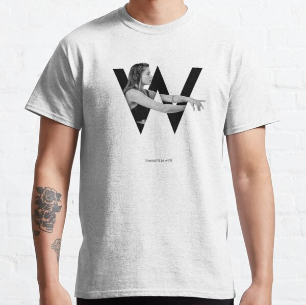Merch de Charlotte De Witte Fan Art Camiseta clásica