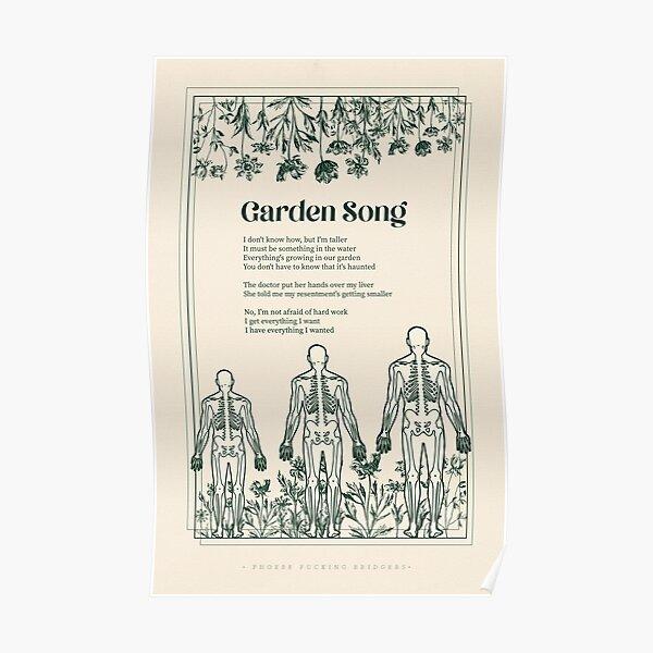 Phoebe Garden Song Poster