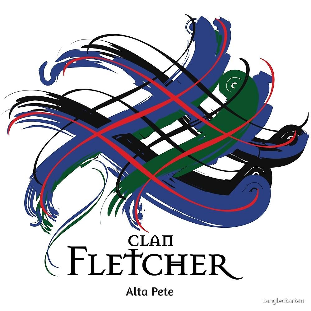 Clan Fletcher  by tangledtartan