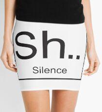 The element of Silence Mini Skirt