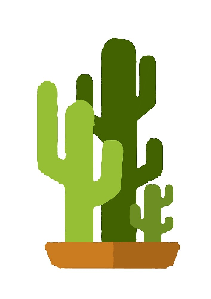 Cactus  by hzshirts