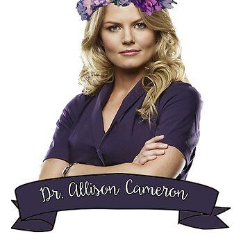 Allison Cameron by Kazzybookat