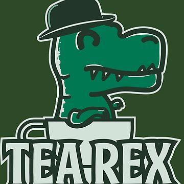 Tea rex by piercek26