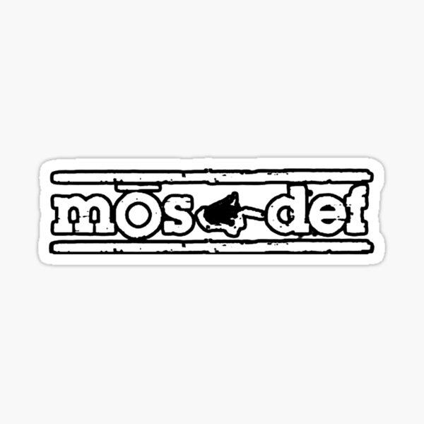 mos def vol 2 Sticker