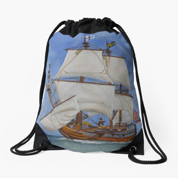 KALMAR NYCKEL  Drawstring Bag