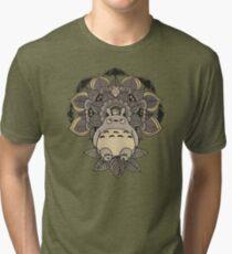 Mandala Neighbor Tri-blend T-Shirt