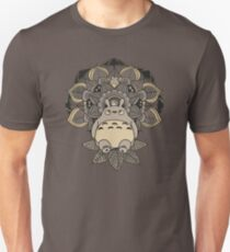 Mandala Nachbar Slim Fit T-Shirt
