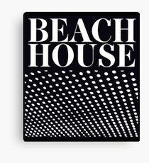 Beach House Bloom Canvas Print
