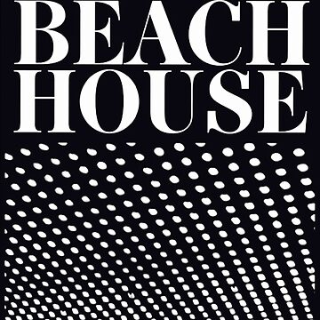 Beach House Bloom by WARDSART