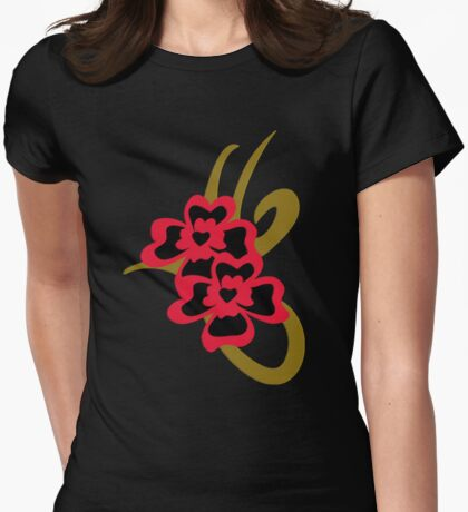 Tribal shamrock tattoo T-Shirt