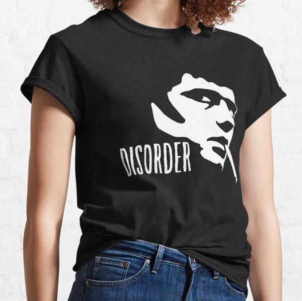 Joy Division Disorder Classic T-Shirt