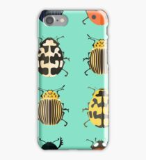 Insects. iPhone Case/Skin