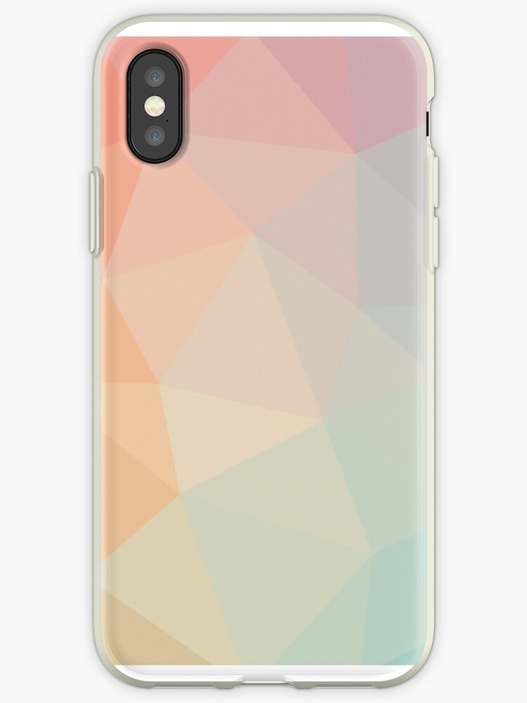 Triangular Phone Case by tahliuhx