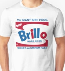 John Squire Warhol Brillo inspired tee Unisex T-Shirt