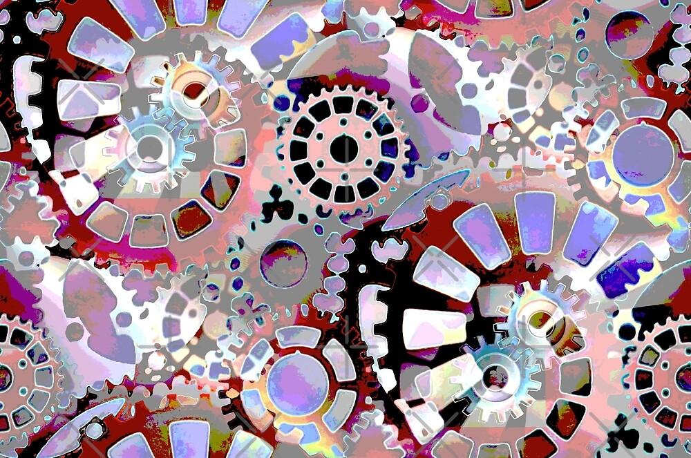 Cogwheels by Artisimo