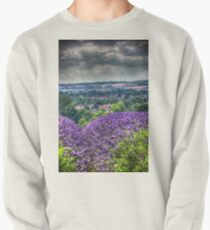 Lavender Fields Pullover