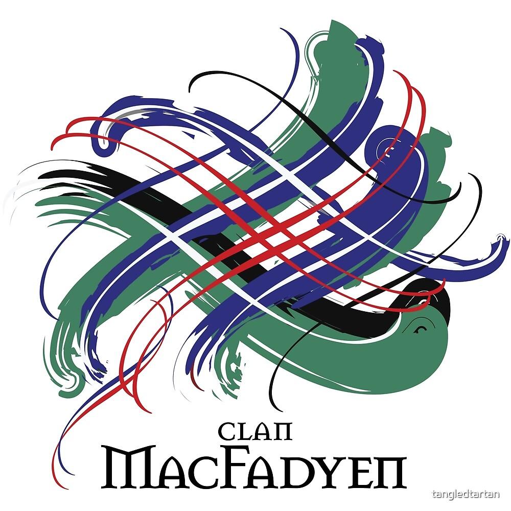 Clan MacFadyen  by tangledtartan