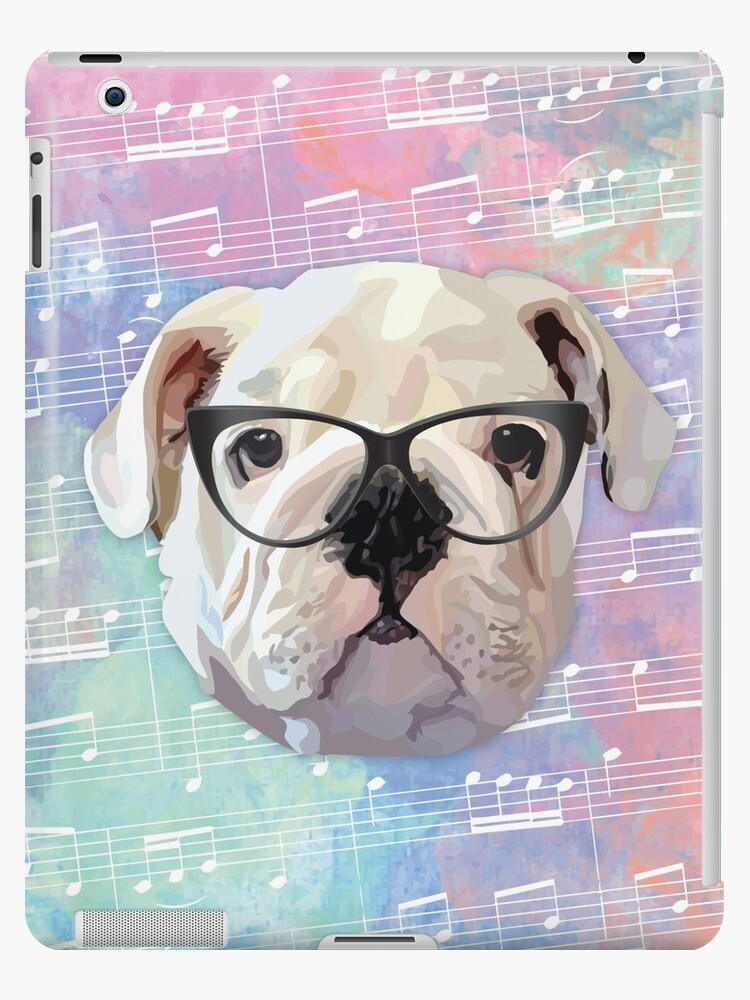 Singing Bulldog by thedailysoe