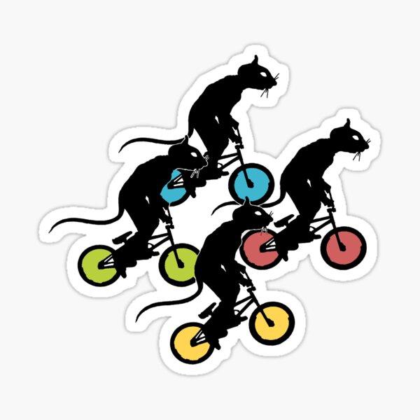 Escape the Rat Race Sticker