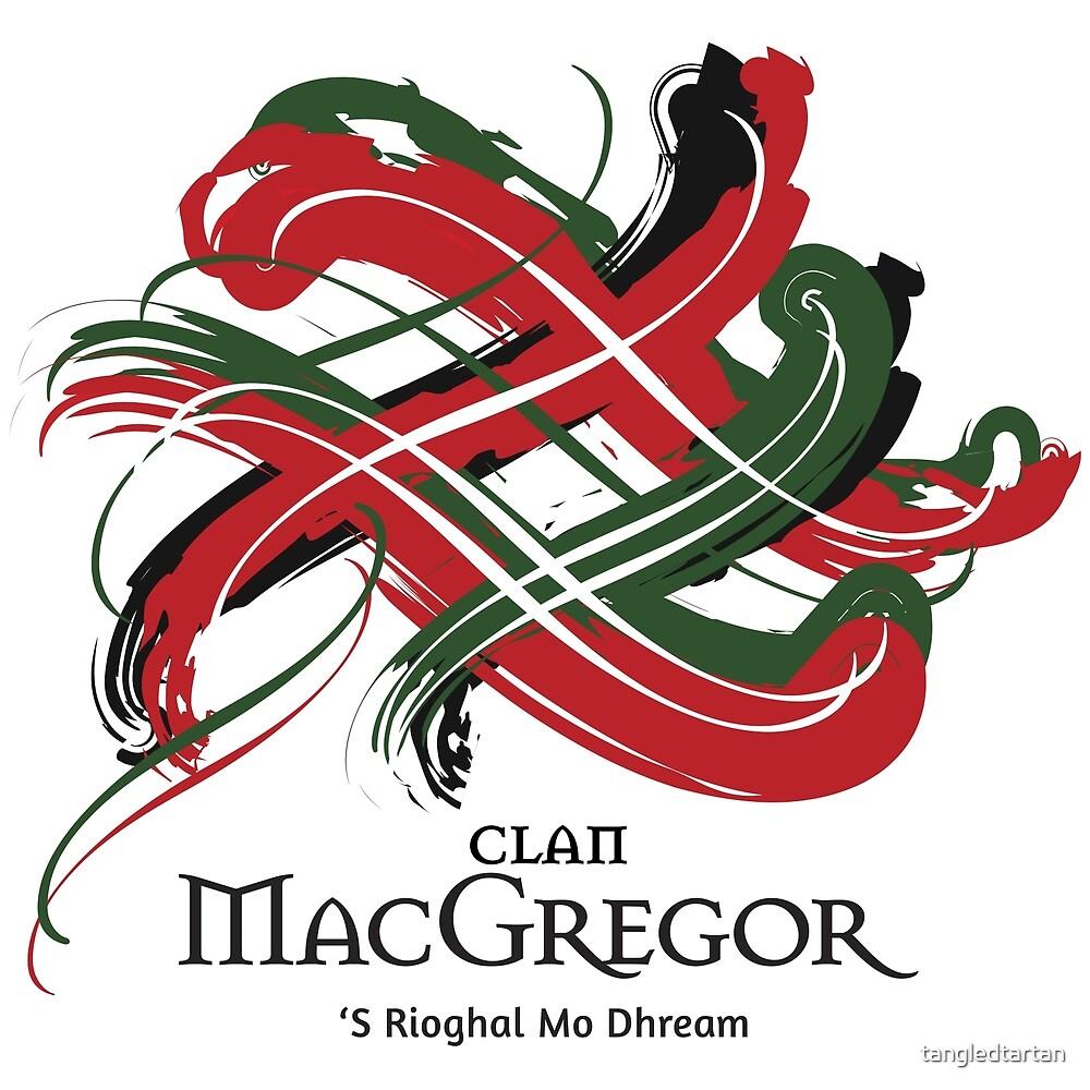 Clan MacGregor  by tangledtartan