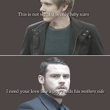 Robron | Baby scars by robronsuggers