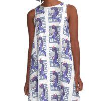 Angel A-Line Dress
