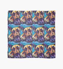 Great Dane Dog Bright colorful pop dog art Scarf