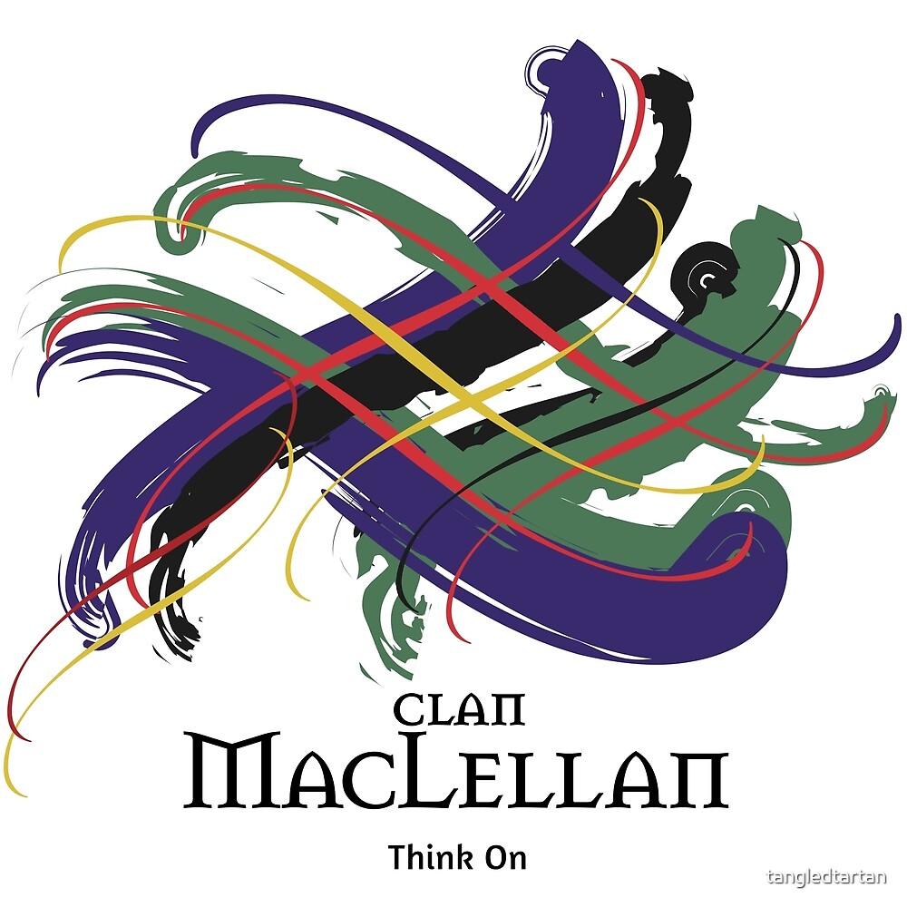 Clan MacLellan  by tangledtartan