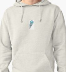 Qualle, jelly invasion blue Hoodie