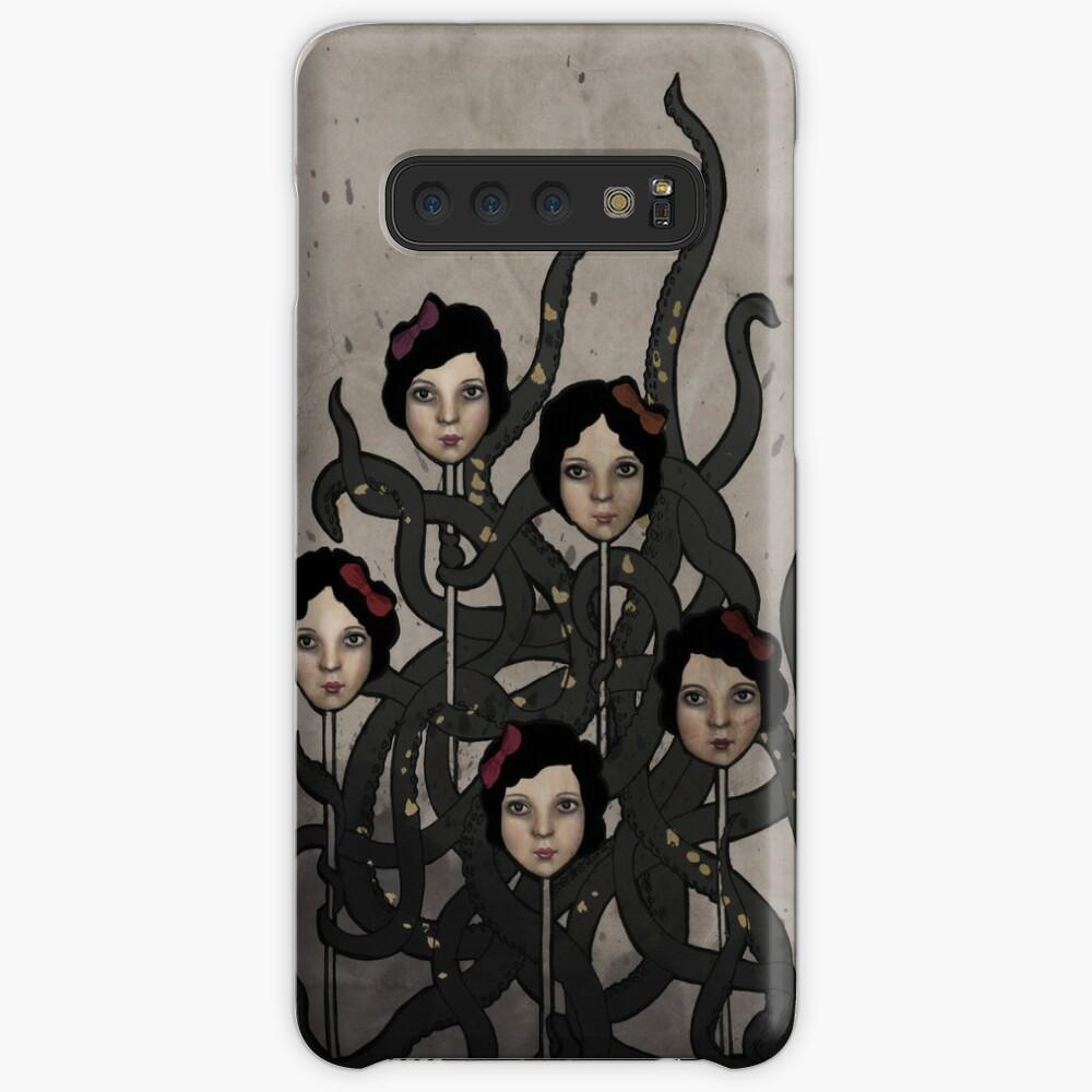 Molly Masks Case & Skin for Samsung Galaxy