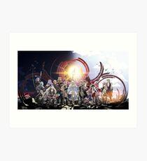 Fire Emblem Fates Art Print