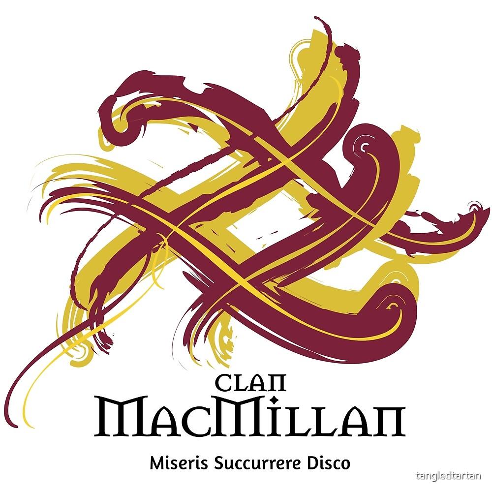 Clan MacMillan  by tangledtartan