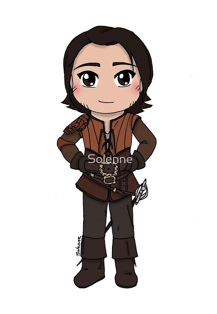 D'Artagnan Season 1 - The Musketeers by Solenne