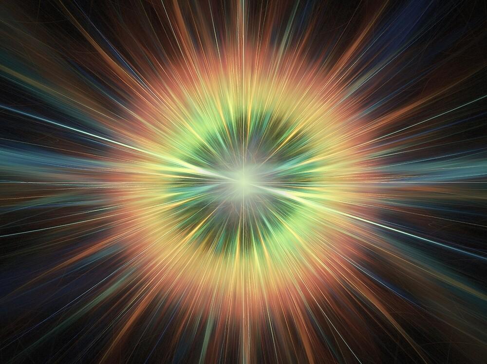 Supernova von Daniela  Illing