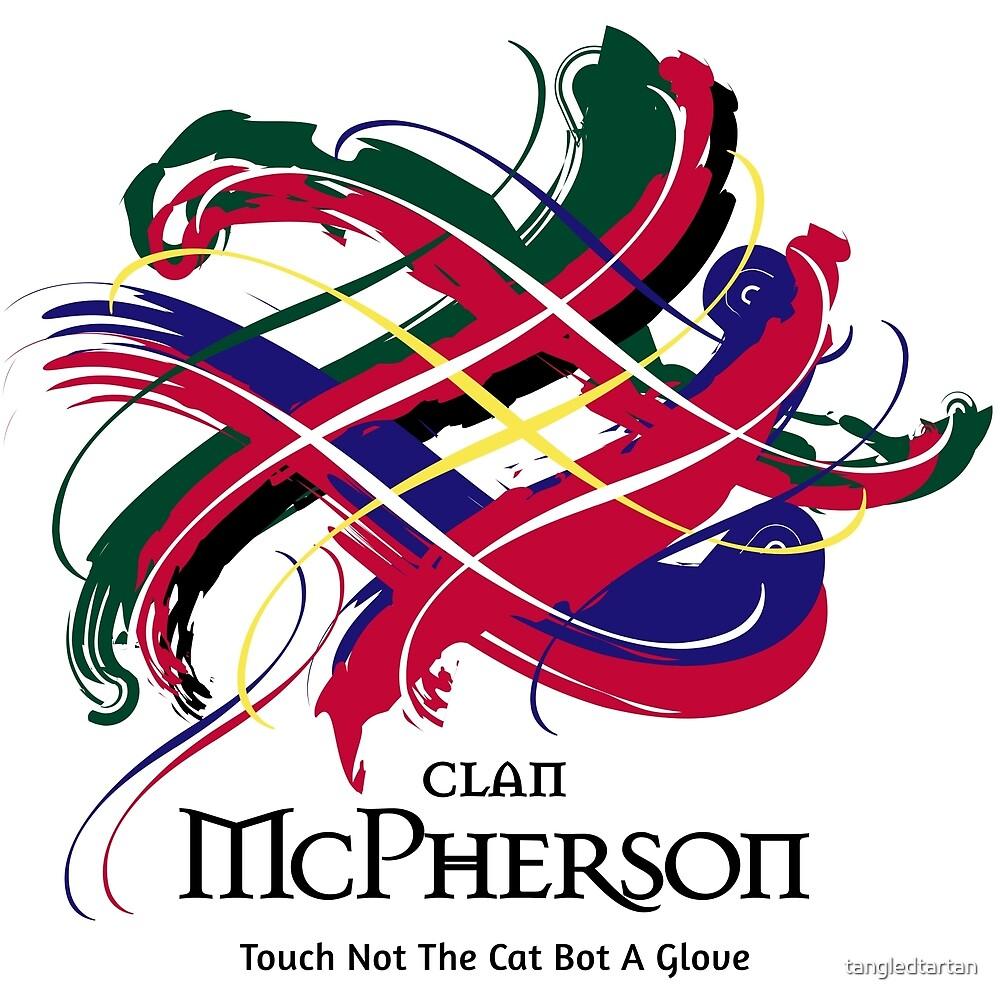 Clan McPherson  by tangledtartan
