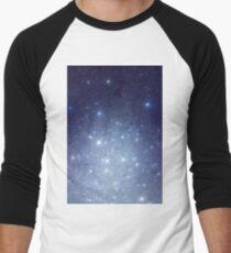 Stars freezing to standstill Baseballshirt für Männer