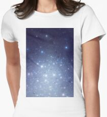 Stars freezing to standstill Tailliertes T-Shirt