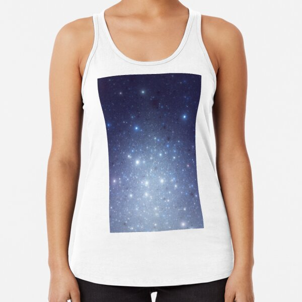 Stars freezing to standstill Racerback Tank Top